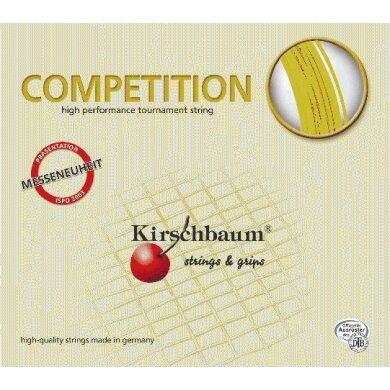 Besaitung mit Kirschbaum Competition