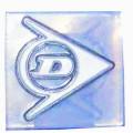 Dunlop Schwingungsdämpfer Logo 2er