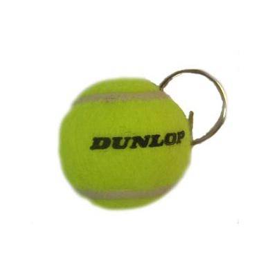 Dunlop Schlüsselanhänger Tennisball
