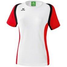 Erima Shirt Razor 2.0 weiss/rot Damen