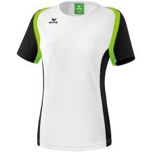 Erima Shirt Razor 2.0 weiss/schwarz/grün Damen