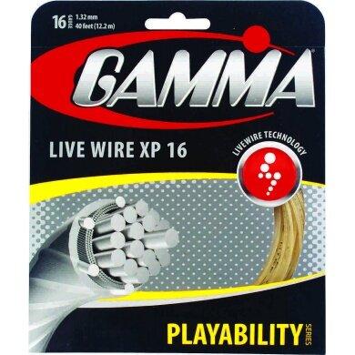 Besaitung mit Gamma Live Wire XP