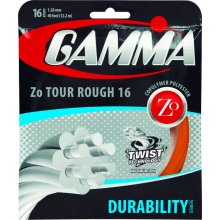 Gamma Zo Tour Rough Tennissaite