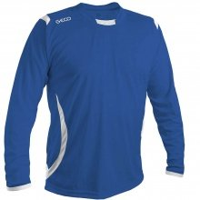 GECO Langarmshirt Levante blau/weiss Boys