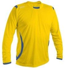 GECO Langarmshirt Levante gelb/blau Boys