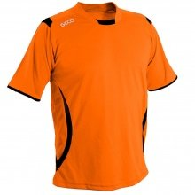 GECO Tshirt Levante orange/schwarz Boys