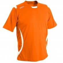 GECO Tshirt Levante orange/weiss Herren