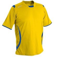 GECO Tshirt Levante gelb/blau Boys