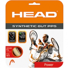 Besaitung mit Head Synthetic Gut PPS