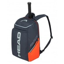 Head Rucksack Rebel orange/grau