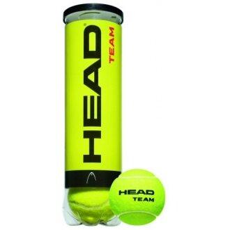 Head Team Tennisbälle 4er