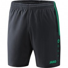 JAKO Short Competition 2.0 2018 anthrazit/türkis Herren