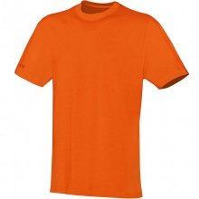 JAKO Tshirt Team orange Boys