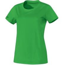 JAKO Shirt Team hellgrün Damen
