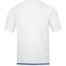 JAKO Tshirt Striker 2.0 KA 2019 weiss/dunkelblau Herren
