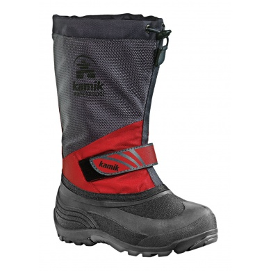 Kamik FreerideX charcoal Winterschuhe Kinder (Größe 37+38)