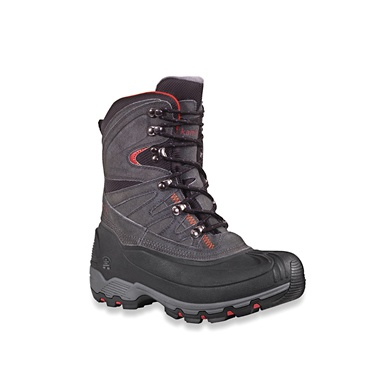 Kamik Nordicpass charcoal Winterschuhe Herren