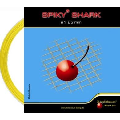 Kirschbaum Spiky Shark gelb Tennissaite