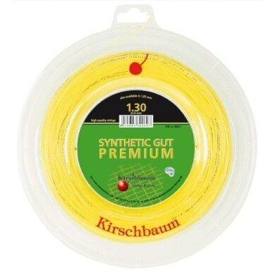 Kirschbaum Synthetic Gut Premium gold 200 Meter Rolle