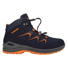 Lowa Innox EVO GTX QC 2017 navy/orange Outdoorschuhe Kinder