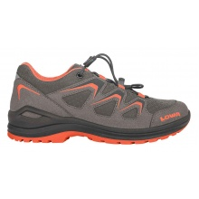 Lowa Innox EVO GTX Lo anthrazit/orange Outdoorschuhe Kinder