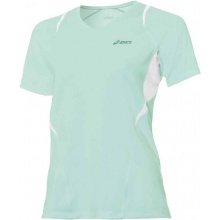 Asics L2 V-Neck lightgreen Damen (Größe M)