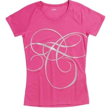 Asics Shirt Ayami pink Damen