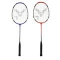 Victor AL2200 Badmintonschläger 2021 blau + rot (2er SET) - besaitet -