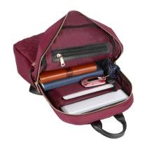 ModernistLook Rucksack Luxe Brilliance weinrot