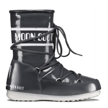 MoonBoot P Jump Mid anthrazit Damen