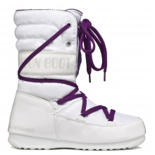 MoonBoot Sugar weiss Damen