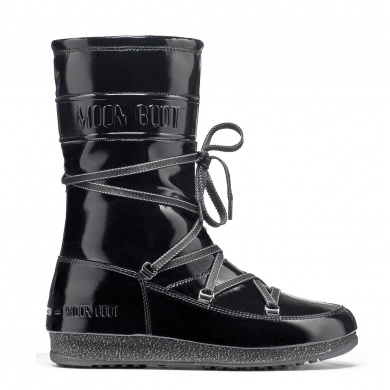 MoonBoot 5th Avenue schwarz Damen