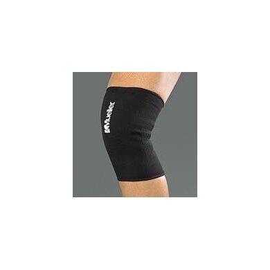 Mueller elastische Knie-Aktivbandage schwarz