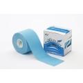 Nasara Tape Original Kinesiology 5cm x 5 Meter blau