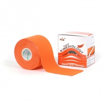 Nasara Tape Original Kinesiology 5cm x 5 Meter orange
