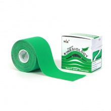 Nasara Tape Original Kinesiology 5cm x 5 Meter grün