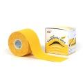 Nasara Tape Original Kinesiology 5cm x 5 Meter gelb