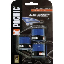 Pacific Le Grip 0.55mm Overgrip 3er blau