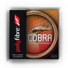 Polyfibre Cobra rot Tennissaite