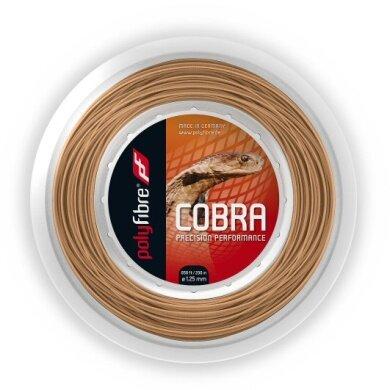 Polyfibre Cobra rot 200 Meter Rolle