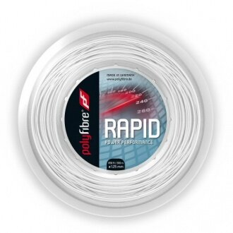 Polyfibre TCS rapid weiss 200 Meter Rolle