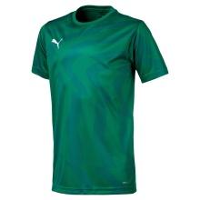 Puma Tshirt Cup Jersey Core grün Boys