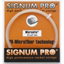 Besaitung mit Signum Pro Micronite natur