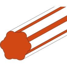Signum Pro Plasma Hextreme orange 200 Meter Rolle