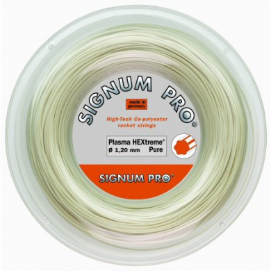 Signum Pro Plasma Hextreme PURE weiss 120 Meter Rolle