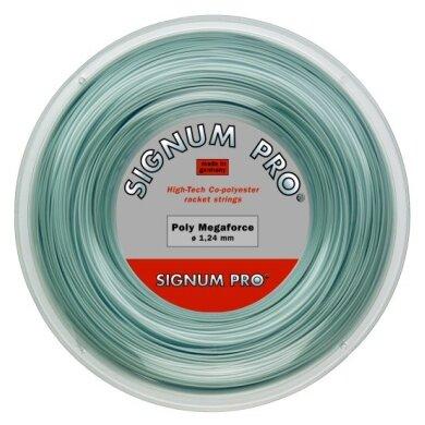 Signum Pro Poly Megaforce silber  200 Meter Rolle