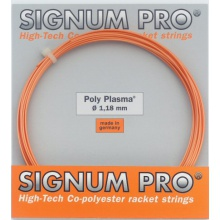 Besaitung mit Signum Pro Poly Plasma