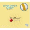 Kirschbaum Super Smash Spiky gelb Tennissaite