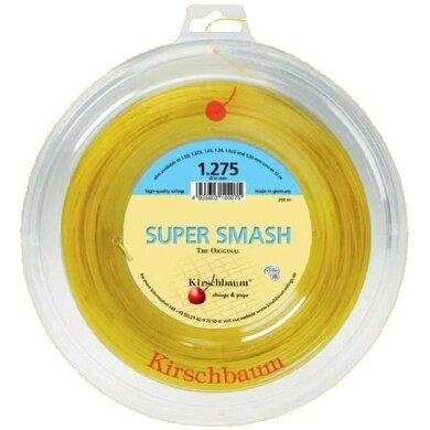 Kirschbaum Tennissaite Super Smash (Haltbarkeit) honig 200m Rolle
