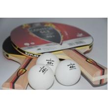 Sunflex Tischtennisschläger CONTEST Set